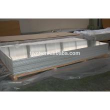 Folha de alumínio da liga 5052 h34 h36 / placa 6mm