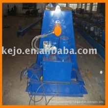 hydraulic uncoiler with car