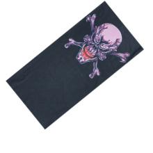 Factory custom cotton seamless bandana screen printed bandana