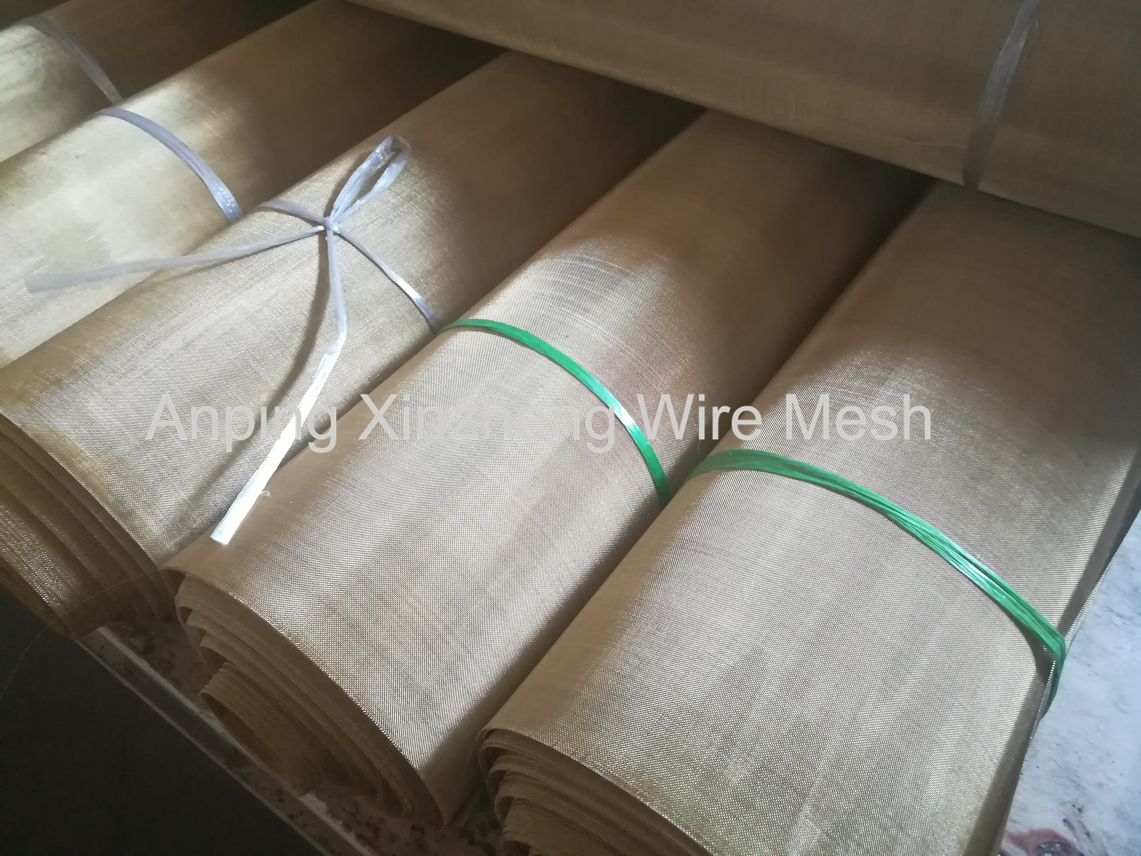 Copper Metal Cloth