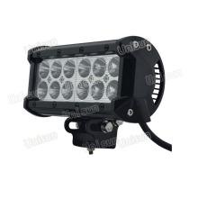 6.5inch 12V 36W Dual Row CREE LED Car Light Bar