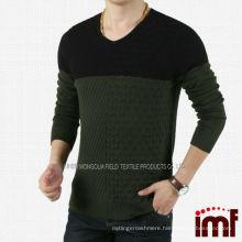 2014 The Most Handsome V-Neck Pullover Sweater For Men