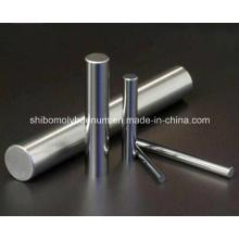 Barre pure de molybdène de 99,95% pour la croissance de cristal de saphir