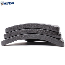 High quality Bulletproof Plate High Anti Impact Police level iv ceramic ballistic