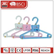 Popular plastic hanger(3pcs)