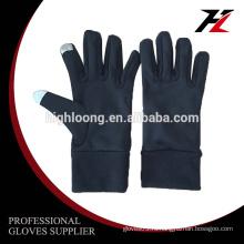 Сенсорный экран повседневной жизни на открытом воздухе спорта профессионального дизайна упругие перчатки ткани