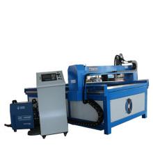 CNC plasma flame cutting machine