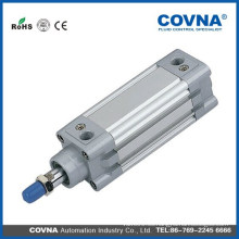 Cilindro neumático estándar ISO6431 de la serie DNC