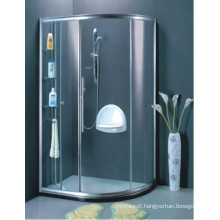 AS/NZS2208 Bathroom Tempered Glass Shower Screens (H013B)