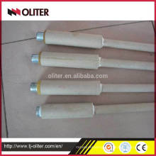 factory manufacturer competitive price disposable immersion aluminum killed molten steel sampler used for steel plants