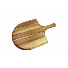 """Heritage Acacia Wood Pizza Peel, Great for Homemade Pizza, Cheese and Charcuterie Boards - 22"""" x 14"""""""
