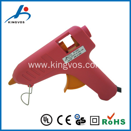 40 W Best Glue Hot Melt Gun PA Material