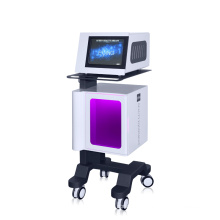 A máquina de aumento de mama estimula a formação de células, promove a circulação sanguínea, desintoxicação linfática e remoção de gordura.