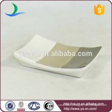 promotion ceramic soap dish