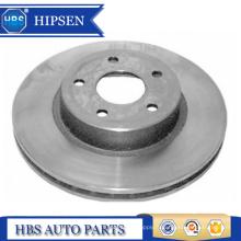 Le rotor de disque de frein de pièces de voiture d'OEM AIMCO 31042 pour SUBARU Impreza / héritage