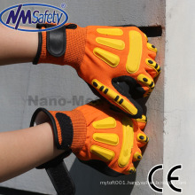 NMSAFETY high quality anti-vibration hand gloves