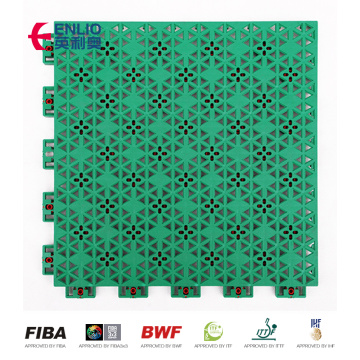 Outdoor Basketball Court Flooring Coating Sport Court Tile