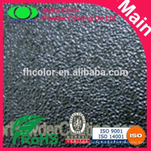 Ral 9005 jet balck wrinkle powder coating good quality from China manufacturer