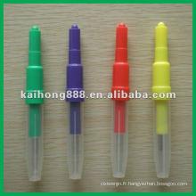 Non toxique coup stylos, sans danger pour les enfants