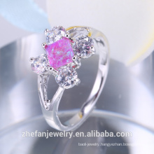 Jewelry from Thailand latest products 2018 opal ring for wedding
