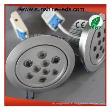 Higt Helligkeit / hohe Qualität / hohe Lumen LED Downlight