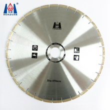 China HuaZuan Customized 450mm Marble Diamond Circular Saw Blade
