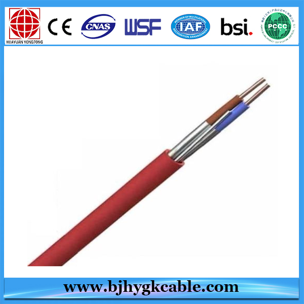 Shielded Plenum Fire Alarm Cable