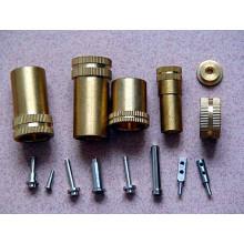 Auto inoxidável / latão usinagem CNC Turning peças