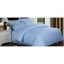 Neuer Art-heiße Verkäufe Produkt-Baumwolle 60 * 40s Streifen-buntes Bedsheet