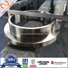 GR1 Titanium Forging as per Client Drawing