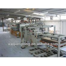 Tafel Laminator / Holz Melamin Papier laminiert Pressmaschine
