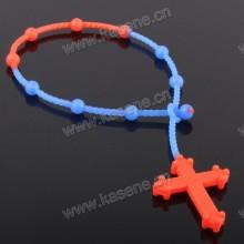 Novos produtos quentes para os braceletes de borracha cristãos