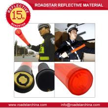 Sicherheit LED Verkehr Taktstock für die Polizei