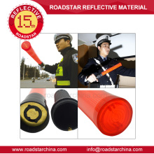 safety LED traffic baton for police