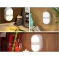 Para niños Baby Room, cuarto de baño, sótano, vestíbulo, dormitorio, lámparas de pared con pilas, sensor de movimiento activado noche luz