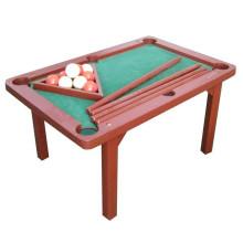 Kinder hochwertiges Holz Snooker Tisch Spielzeug