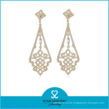 Pendiente de la joyería de la plata esterlina del fabricante 925 para las mujeres (E-0259)
