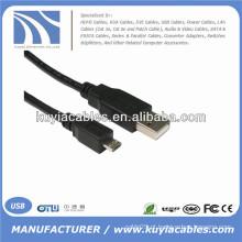 Cabo USB para Micro USB para Smart Phone