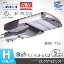 Hersteller von Morden Design 65W Solar LED-Straßenlaterne
