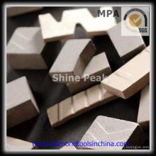 Алмазный сегмент и Мраморный сегмент