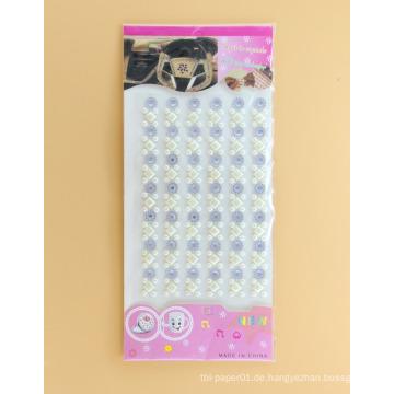 Selbstklebende Strass-Aufkleber Bling Craft Jewels Crystal Gem Stickers