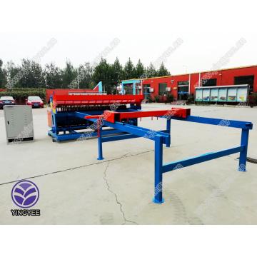 Machine de soudage automatique de treillis métallique en acier