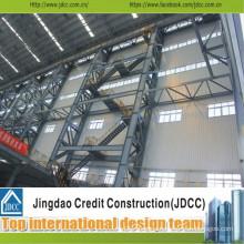 High Quality Prefabricated Corrugated Wall