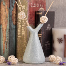 Pearl Glazing Hobnail Ceramic Scented Reed Fragrance Diffuse Bottle