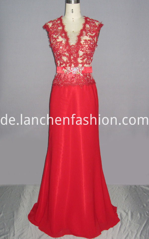 Formal Long Party Evening Dress