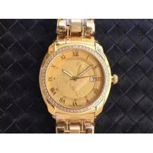 """Relógio de Ouro do Relógio Personalizado de Galo de Galinha """"Global Limited Edition"""