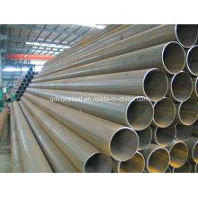 En 10219 ASTM Standard Welded ERW Steel Pipe (OD6′′ to 24′′)