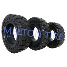 Chine fabricant de pneus solides avec trou 6.00-9 6.50-10