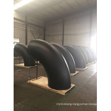 large size pipe fitting elbow