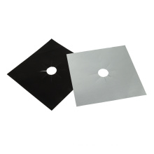 PTFE Gas Range Stove Burner Top Covers Protector Liner